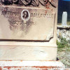 Antonio Dallavalle - Died 1918 - Age 41 years, Worldwide flu epidemic, Born in Austria