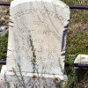 Joseph Fritsch - Died 1899 - Age 28 years - Fell down Mine Shaft, Gassed