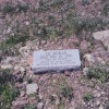 Ed Horan - Died 1891, Age 38 yrs, Born in New York, Killed in snowslide
