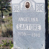 Angelina Sartore, died 1918