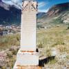 A. Tomaso (Thomas Sala) 1878–1906, Killed in snowslide, Born in Udine, Italy