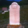 John W Waugh, died 1884