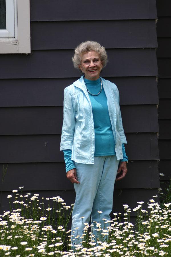 Freda Peterson